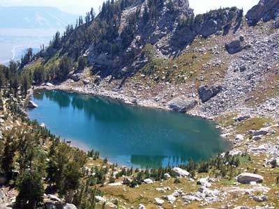 the mountain goat amphitheater and delta lakes one of my favorite